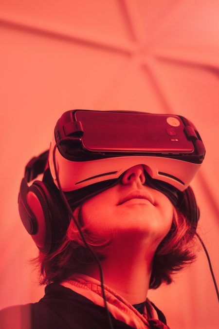 GM blog VR headset marketing technologies